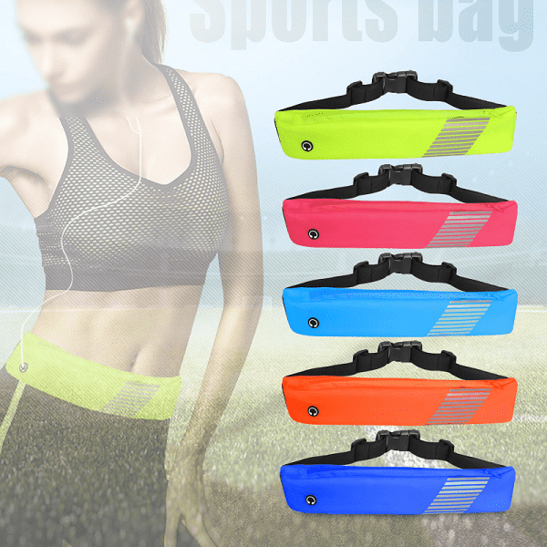 BT-0043 Promotional running waist bag