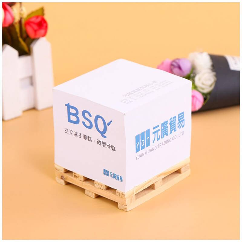 OS-0130 Branded Cube Pads Pallet