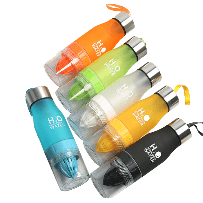 HH-0238 Promotional Lemon Juice Infuser Bottles