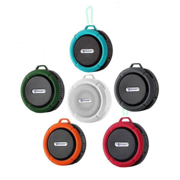 EI-0080 Custom Mini Waterproof Speaker