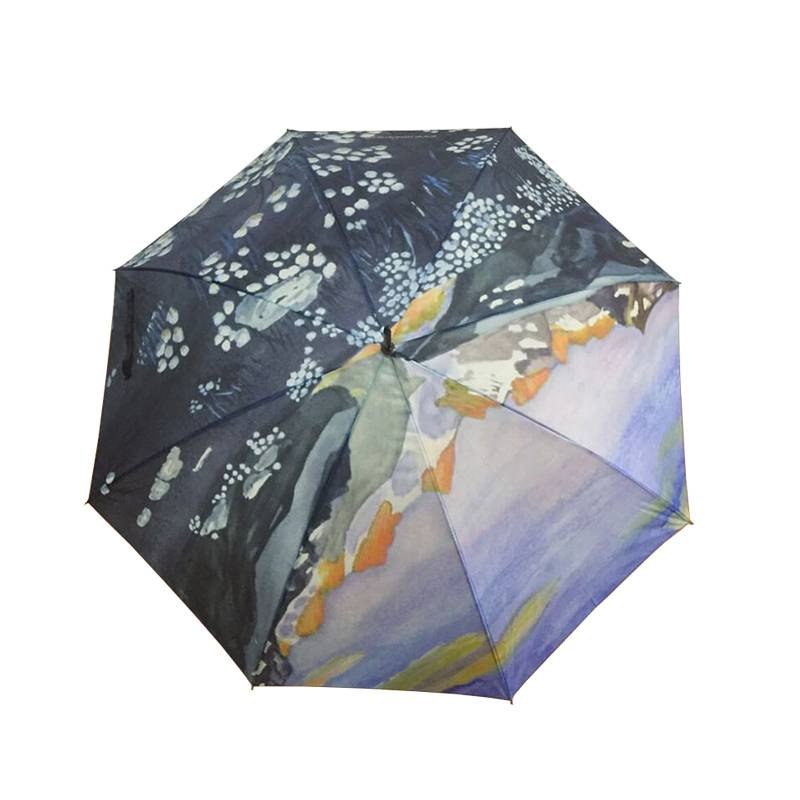 LO-0103 Custom Logo Umbrella