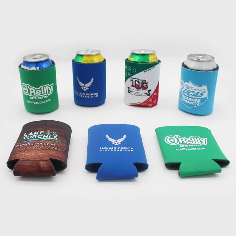 HH-0056 Promotional Foam Can Coolers