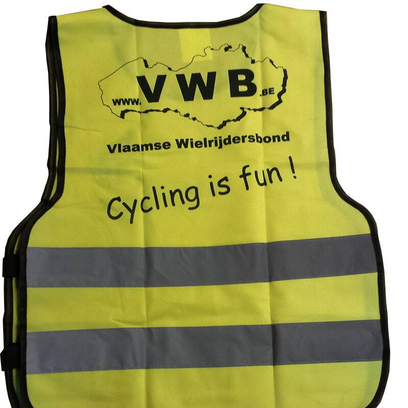 AC-0123 Custom Promotional Safety Vests