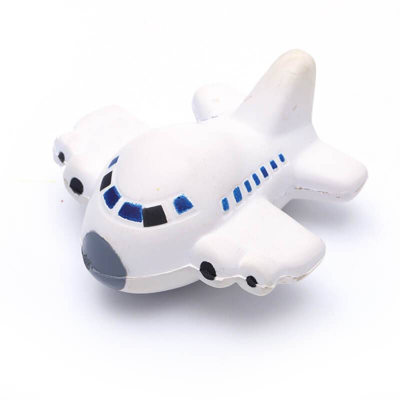 HP-0103 Custom Logo Plane Stress Balls