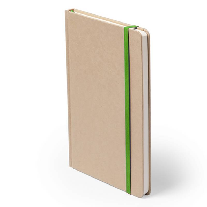 OS-0080 Promotional Recycled Kraft Notebooks