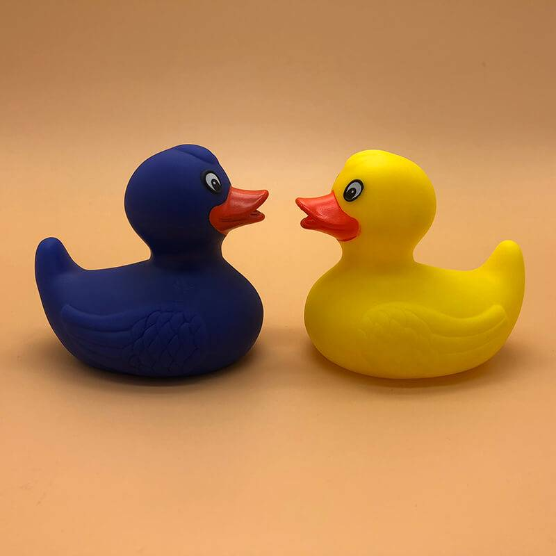 TN-0008 Branded Floating Rubber Duck