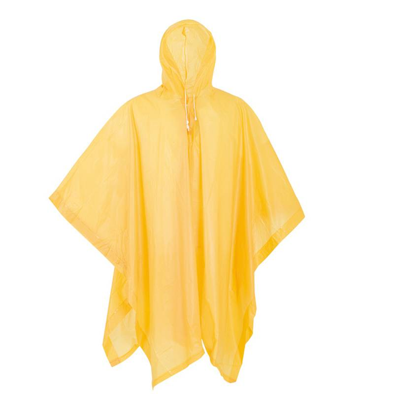 LO-0102 Custom Adult Reusable Poncho