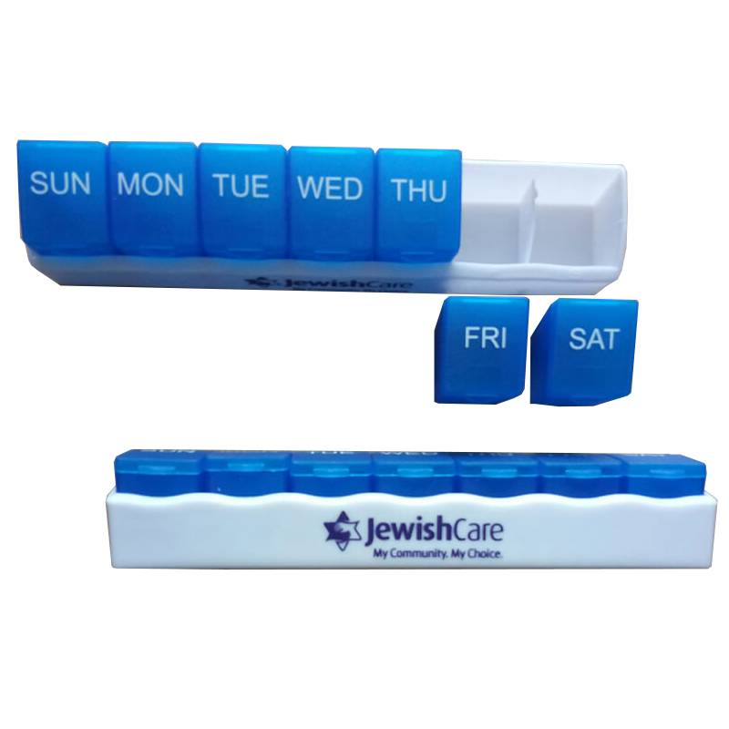 HP-0095 Custom 7-Day Pill Box