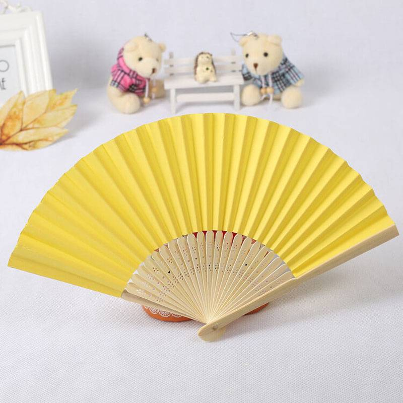HP-0090 Customized Logo Foldable Fan