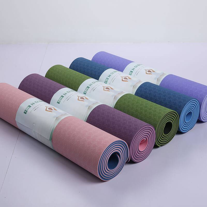 HP-0092 Personalized Tpe Yoga Mats