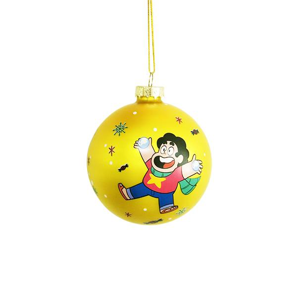 HH-0277 Custom glass Christmas ball ornaments