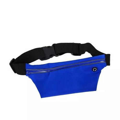 BT-0116 Promotional Zippered Waterproof Fanny Pack Custom Imprinted