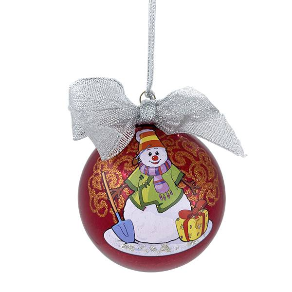 HH-0330 Promotional Christmas ball tree ornament