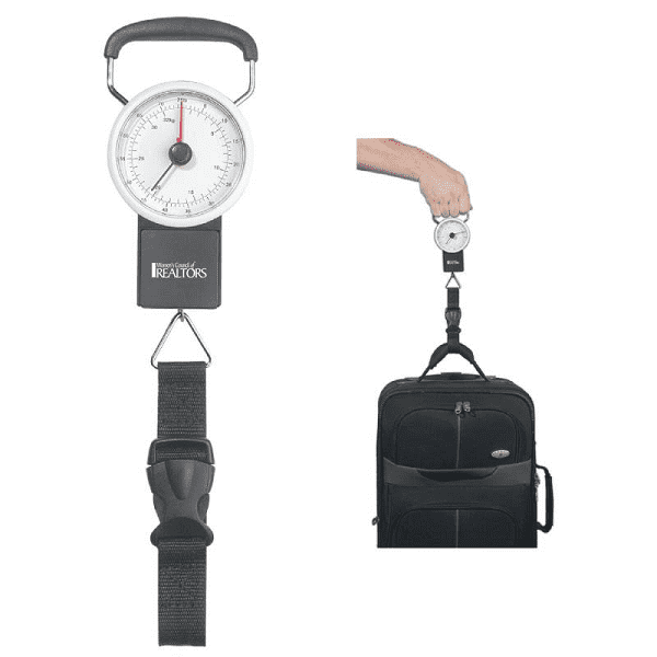 BT-0035 Custom luggage scale with tape measure