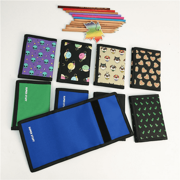 BT-0107 Custom kids wallets