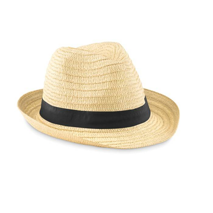 AC-0047 Promotional straw hats with logo