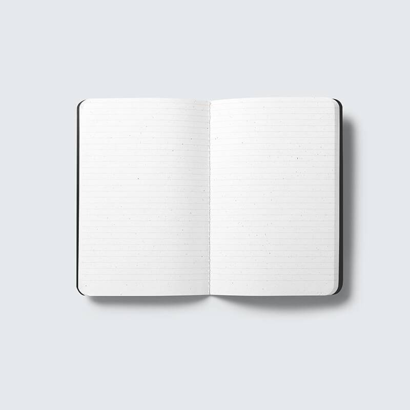 OS-0122 Bespoke Pu Cover Notepads