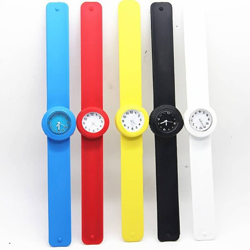 EI-0085 Custom Slap Band Watches