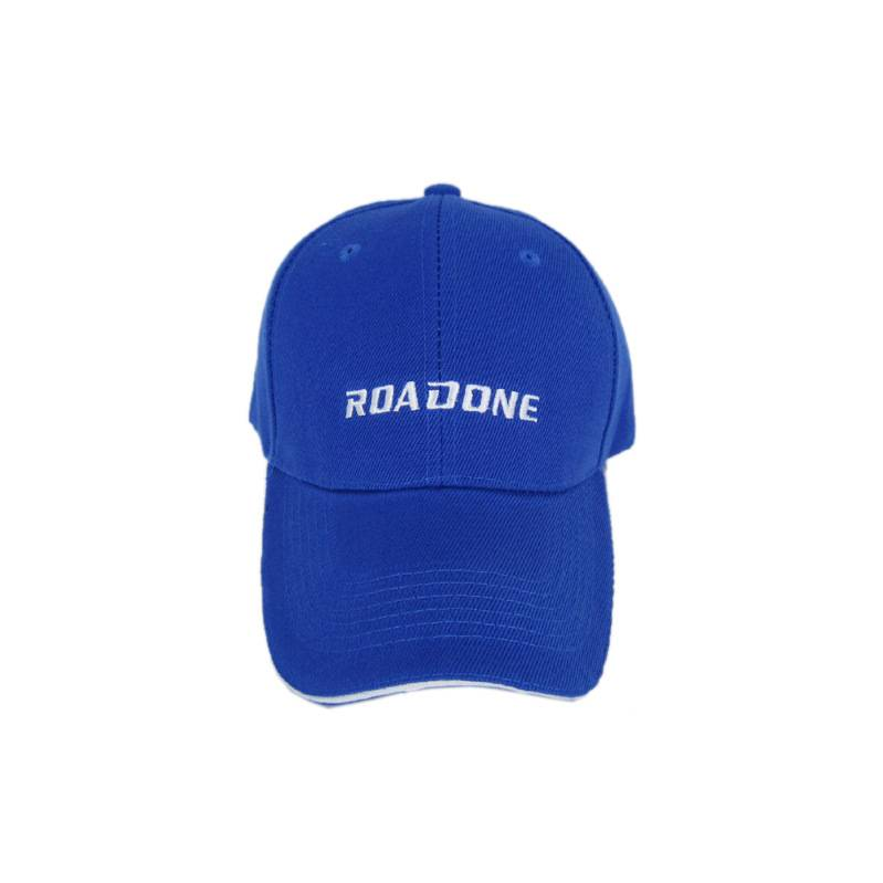AC-0069 Sandwich Baseball Cap with Velcro Closure