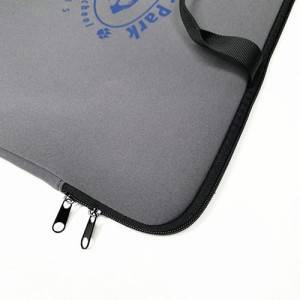 BT-0099 Promotional neoprene laptop bag with carrier