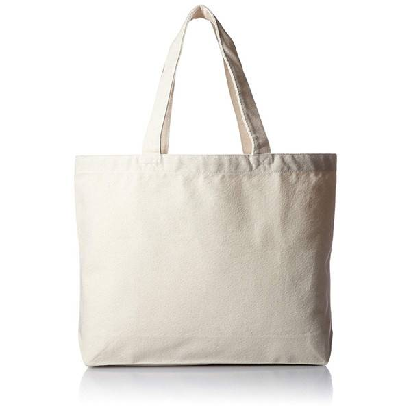BT-0173 Promotional printed canvas tote bags