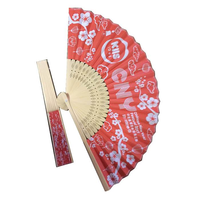 HP-0067 Promotional Logo Hand Fans