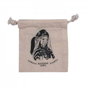 BT-0115 Mini Drawstring Cotton Bags