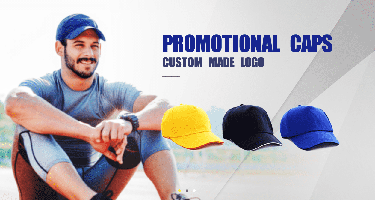 custom promotional caps small quantities