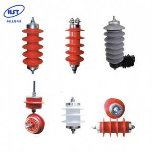Earthing System Silicone Rubber Surge Arrester