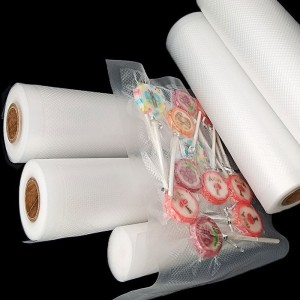 Food Vacuum Seal Roll 10″ X 50′- 2 count