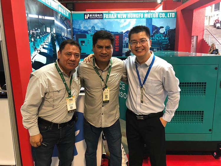 Hongfu Power Sign The Sole Agent Agreement With MAQMAN