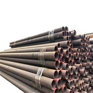 Boiler alloy pipe alloy steel seamless pipe stock