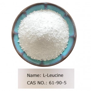 L-Leucine CAS 61-90-5 for Pharma Grade(USP)