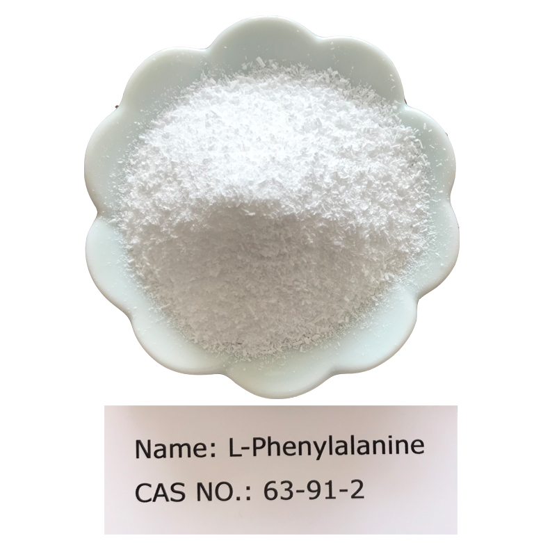L-Phenylalanine CAS 63-91-2 for Food Grade(FCC/USP) Featured Image