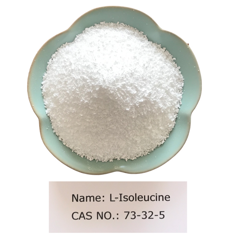 L-Isoleucine CAS 73-32-5 for Pharma Grade(USP/EP) Featured Image