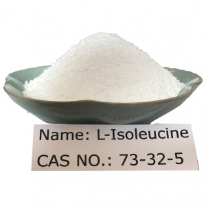 L-Isoleucine CAS 73-32-5 for Pharma Grade(USP/EP)