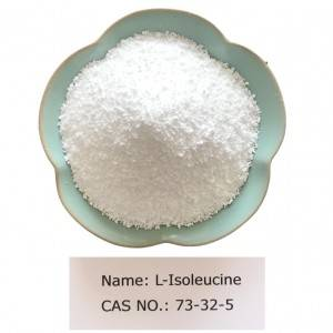L-Isoleucine CAS 73-32-5 For Food Grade(AJI USP EP)
