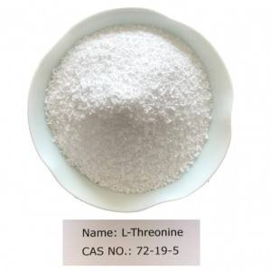 L-Threonine 98.5% CAS 72-19-5 For Feed Grade