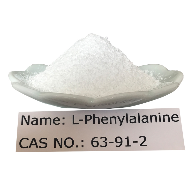 L-Phenylalanine CAS 63-91-2 for Pharma Grade(USP) Featured Image