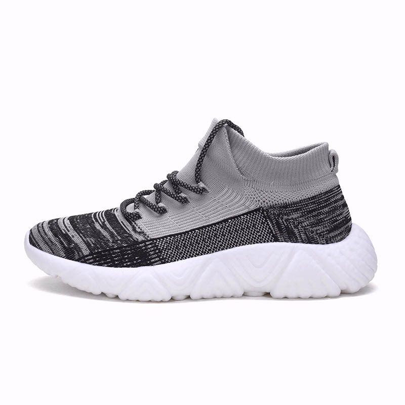 Soft Breathable Fashion Sneakers Sport Shoes For Men and women Featured Image