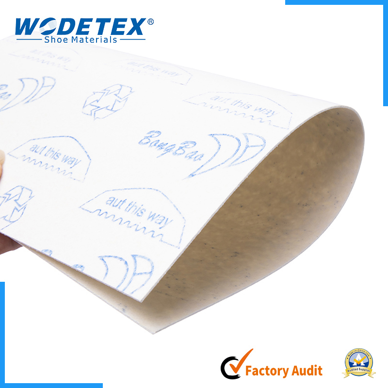 Hot Melt Glue Sheet Shoe Toe Puff and Counter Materials