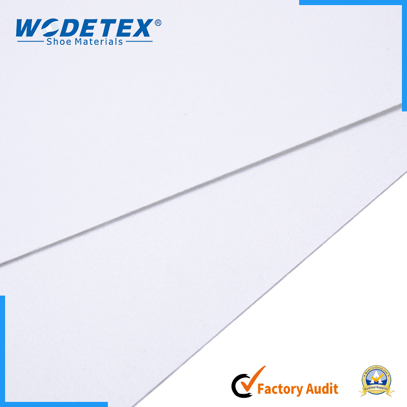 Manufacturer Nonwoven Chemical Sheet for Shoes Toe Puff and Counter Sheet