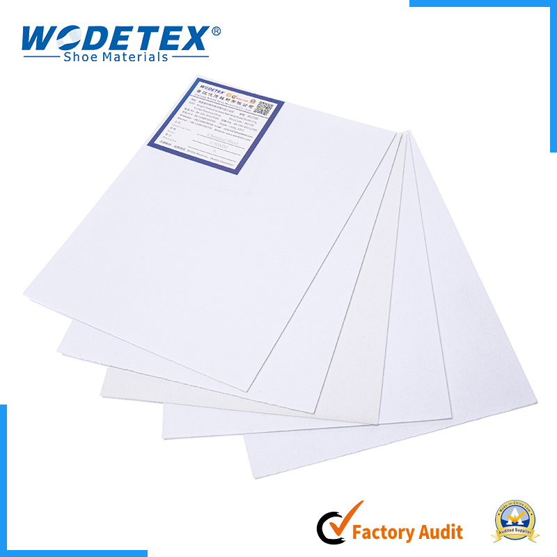 Manufacturer Nonwoven Chemical Sheet for Shoes Toe Puff and Counter Sheet Featured Image