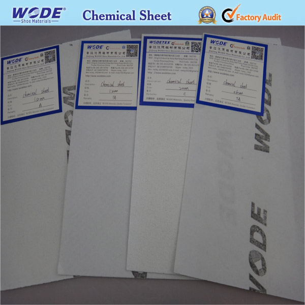 Toe Puff and Counter Stiffener Materials