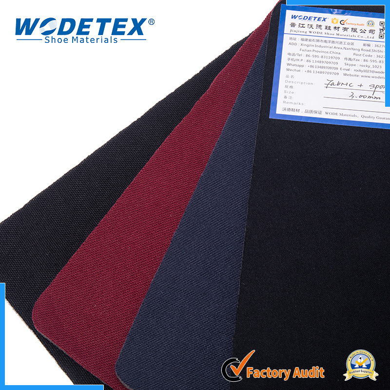 2020 High quality 100% polyester fabric with sponge