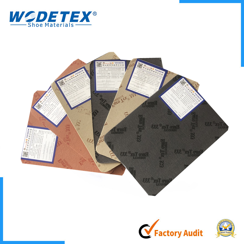 Manufacturer shank material board for shoe shank paper insole board shank board Featured Image