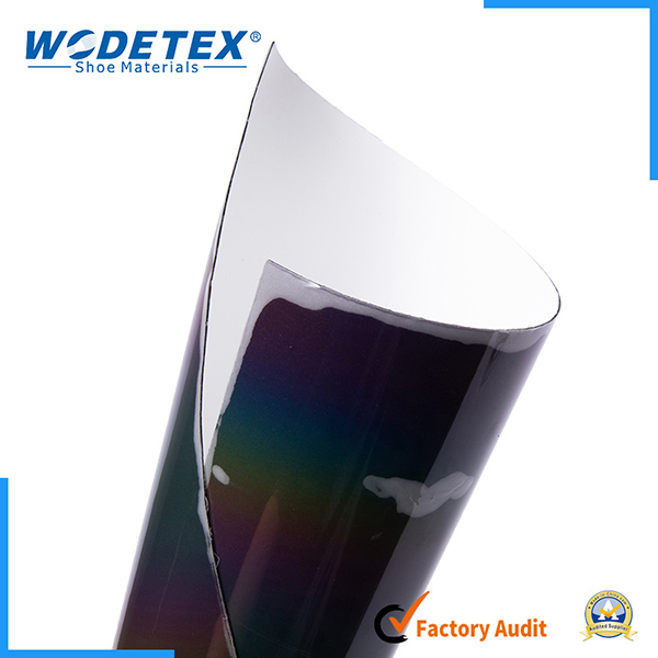 TPU hot melt film for shoe upper