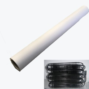 PO hot melt adhesive film for  refrigerator evaporator