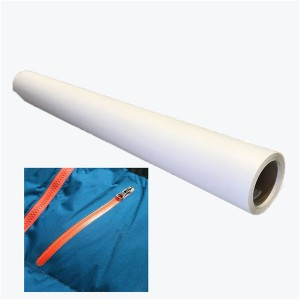PES hot melt style adhesive film