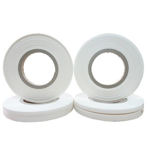Hot melt adhesive tape for seamless underwear